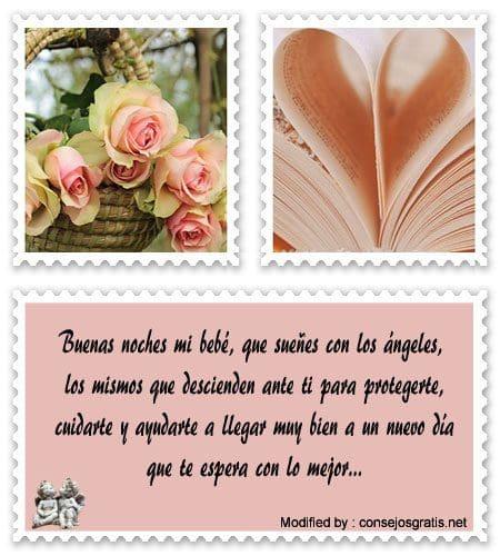 Lindos Mensajes De Amor De Buenas Noches Tarjetas De Buenas Noches