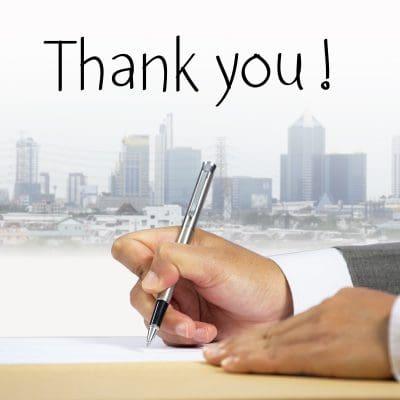 Carta agradeciendo práctica laboral