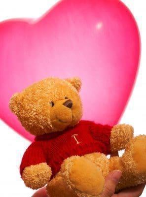 Frases de San Valentín para solteros con imágenes