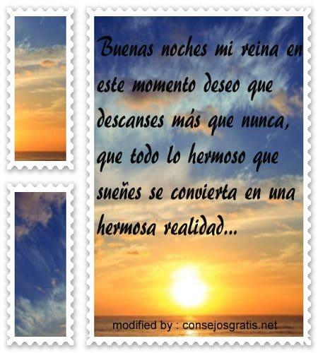 Lindas Frases Y Postales De Buenas Noches Mi Amor 10 000 Mensajes