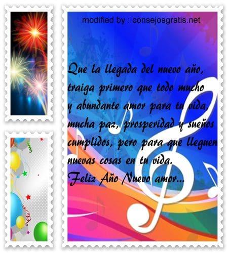 Hermosas Palabras De Ano Nuevo Para Tu Enamorada Con Imagenes