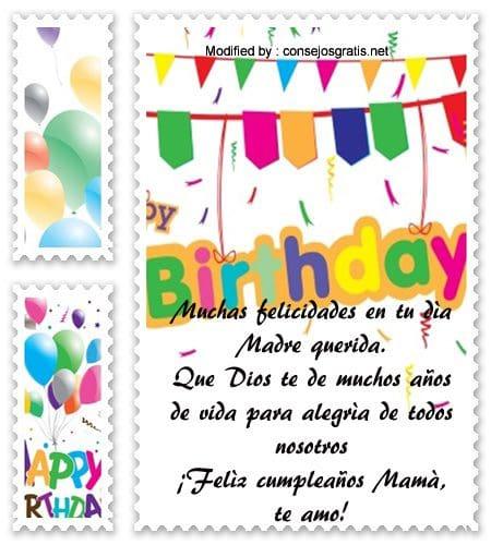 descargar frases bonitas de cumpleaños para mi Mamà,descargar dedicatorias de cumpleaños para mi Mamà