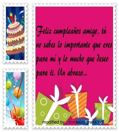 mensajes de cumpleanos71,Hermosos textos de cumpleaños para tu mejor amigo