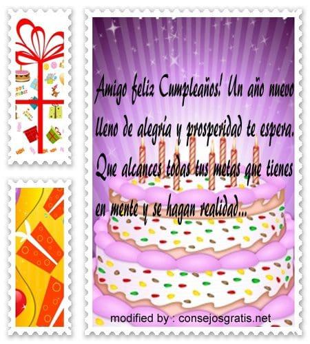mensajes de cumpleanos77,Bellos mensajes de cumpleaños para tu amigo
