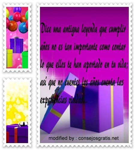 Feliz Cumpleanos49, Bellas palabras para saludar por el cumpleaños de tu pareja
