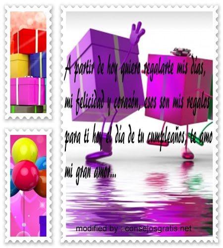 Feliz Cumpleanos50, especiales pensamientos para enviar saludos de cumpleaños a tu amor