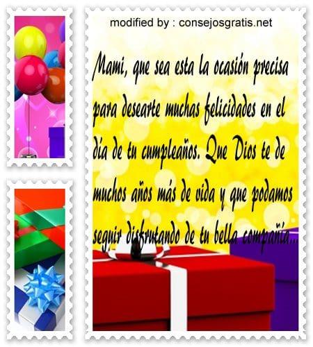Feliz Cumpleanos51, Bellas palabras de feliz cumpleaños para tu Madre