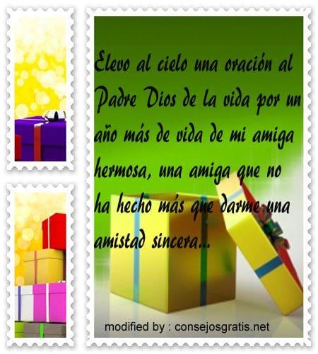 Feliz Cumpleanos95,Originales mensajes de cumpleaños para tu amiga