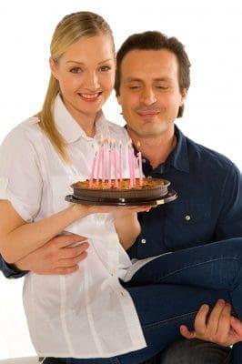 Top saludos de cumpleaños para mi esposo con imágenes
