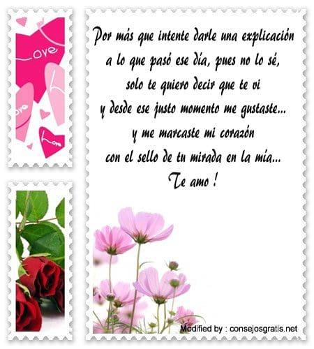 Nuevas Frases De Te Vi Y Me Gustates Declaraciones De Amor