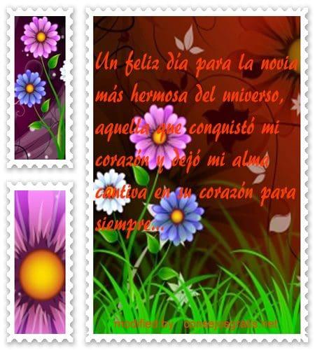 Bellas Frases De Buenos Dias Para Mi Novia Con Imagenes