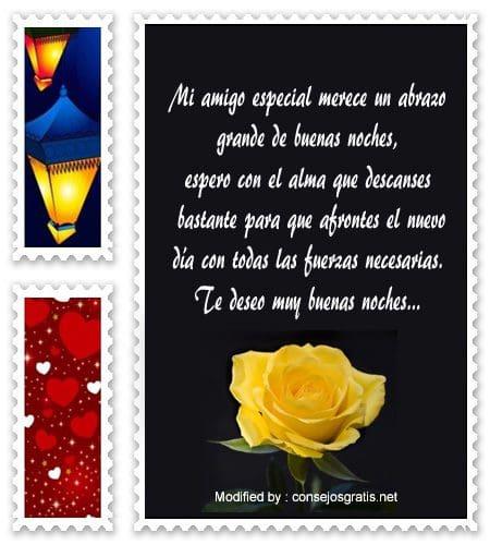 Frases De Buenas Noches Para Amigos Especiales Mensajes De Buenas Noches Consejosgratis Net