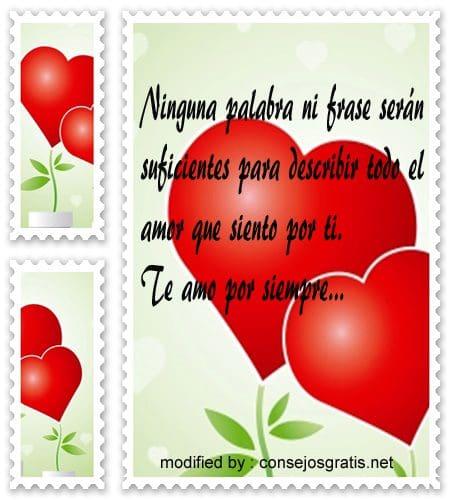 mensajes de amor94,textos de amor para tu amada novia