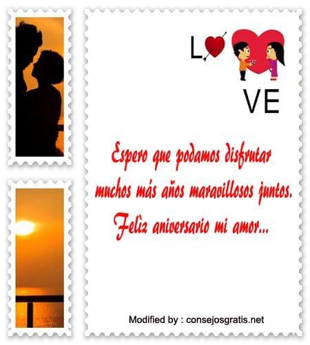 Frases De Amor Para Dedicar A Mi Novio Por Aniversario Frases De