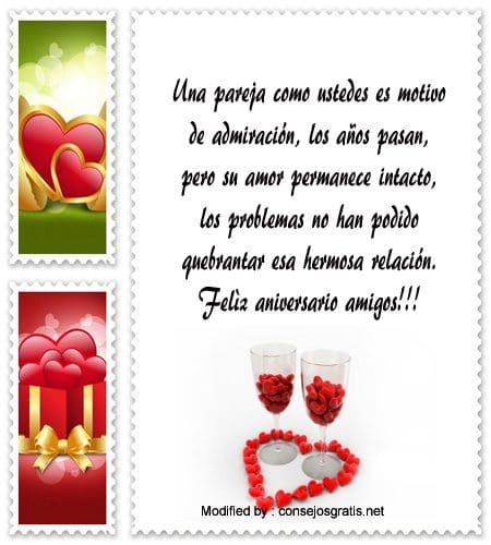 Lindos Saludos Por Aniversario De Bodas Frases De