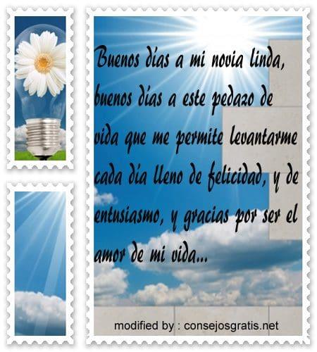 Palabras De Buenos Dias Para El Amor De Mi Vida Con Imagenes