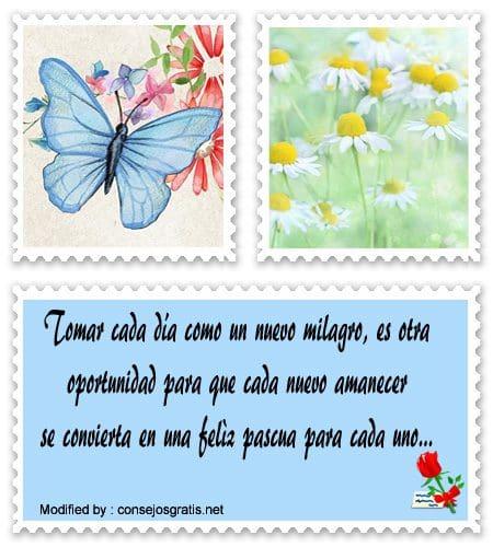 Bonitos Mensajes De Pascua De Resurrección Frases Para