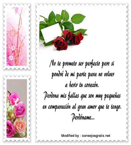 Lindas Frases Para Pedir Perdon A Mi Amor Textos De Amor Y