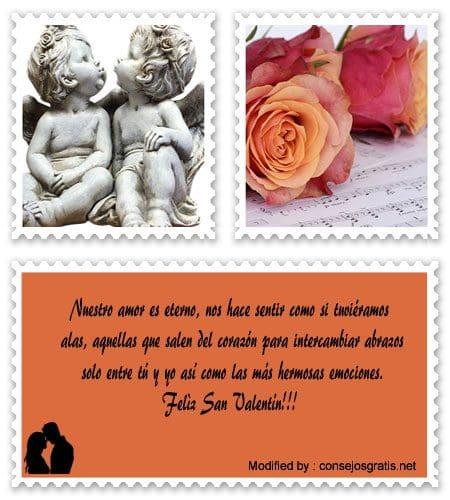 Originales Mensajes De Amor Para El 14 De Febrero Frases