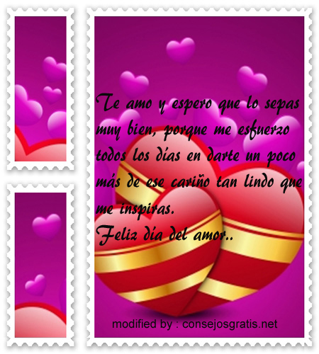 Frase para el 14 de febrero,mensajes lindo por el dia de San Valentin