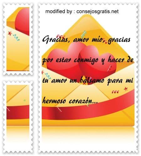 Lindas Frases De Agradecimiento A Mi Novio Con Imagenes 10 000
