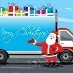 bellos saludos de Navidad, hermosos pensamientos de Navidad