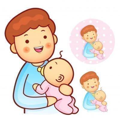 Bellas Frases De Un Papà Primerizo | Saludos Para Nuevo Papà