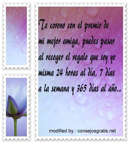 Mensajes Bonitos De Amistad Para Mi Amiga Especial Con Imagenes Consejosgratis Net