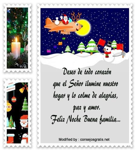 poemas para enviar en Navidad para mi familia,frases bonitas para enviar en a mi novio