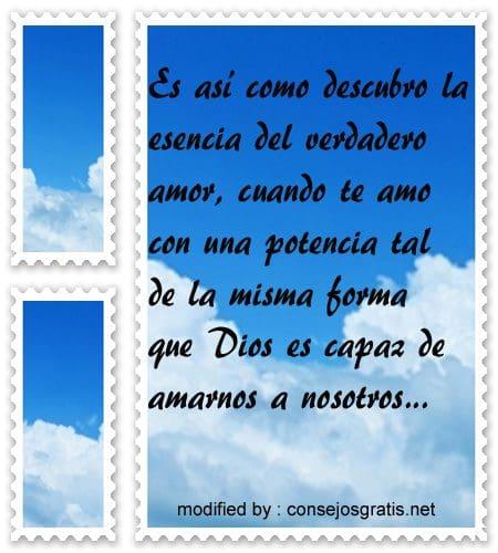 mensajes de amor10,frases para compartir sobre el amor de Dios