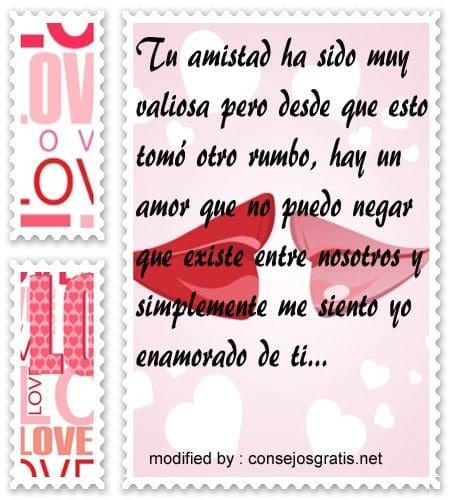 Bellas Frases De Amor Para Una Pareja De Amigos Enamorados