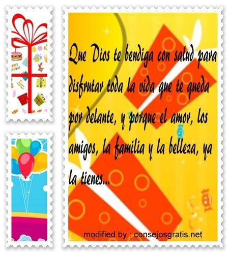 mensajes de cumpleanos97,Originales sms para saludar a tu hija por su cumpleaños
