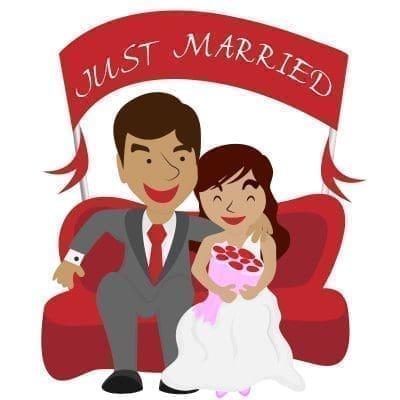 Los mejores mensajes para recién casados