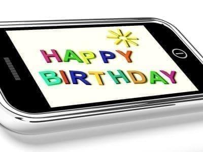 Enviar bonitas y originales frases de cumpleaños