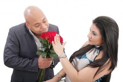 como rechazar a un hombre