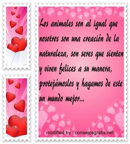 Lindas Frases Sobre El Amor A Los Animales Con Imagenes 10 000