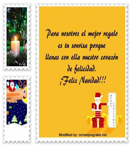 buscar bonitos textos para enviar en Navidad,descargar poemas para enviar en Navidad