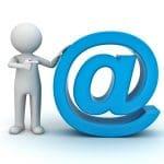 la evolución del email, la historia del email