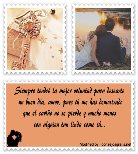 Nuevas Frases De Buenos Dias Para Tu Pareja Frases De Amor 10 000