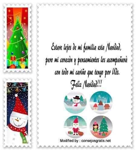 Top Mensajes De Feliz Navidad A La Distancia Saludos De