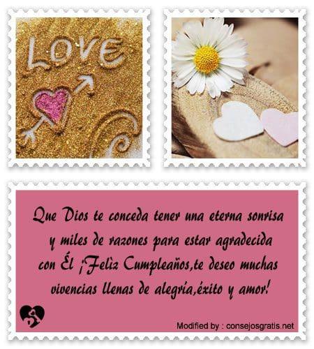 Modelo De Carta De Cumpleanos Para Amor Imposible Mensajes De
