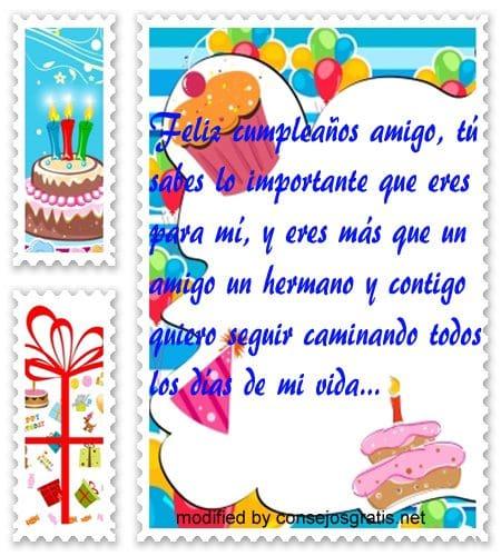 Feliz Cumpleaños Para Mi Mejor Amigo Con Imágenes