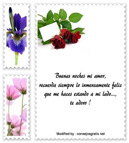 Frases De Dulces Suenos Amada Mia Mensajes De Buenas Noches
