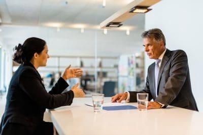 Como actuar en una entrevista laboral