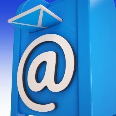 Enviar carta por email para solicitar empleo