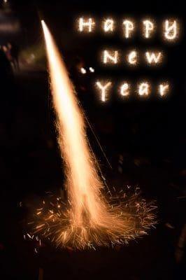 Bonitas Frases De Año Nuevo Para Tus Amigos | Saludos De Año Nuevo