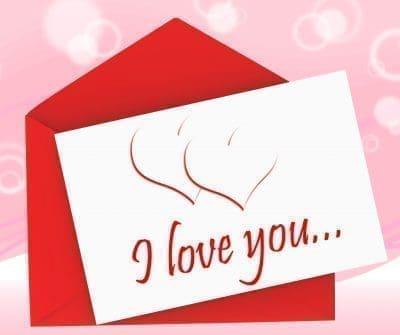 Nuevo modelo de carta de amor