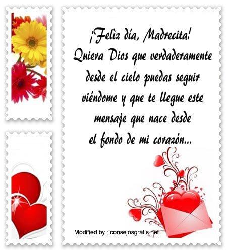 Compartir Mensajes Para Mi Madre Fallecida Feliz Dia De La