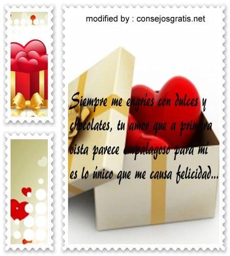 Palabras para expresar amor,pensamientos de amor para compartir
