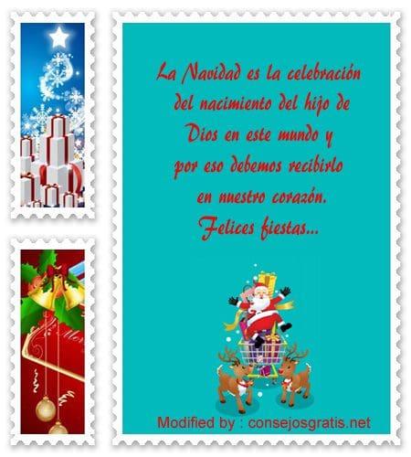 mensajes bonitos de Navidad con imàgenes para mis familiares